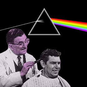 Pink Floyd the Barber? | Just messing around with pop cultur… | Flickr