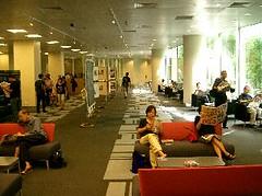 Central Lending Library 4
