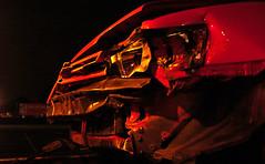 'Red Nite Crash' by premasagar