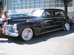 1942 Cadillac Imperial limousine, unrestored