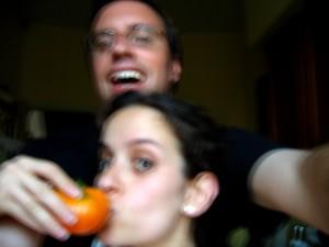 Family Portrait, Avec Tomato