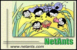 NetAnts Screenshot