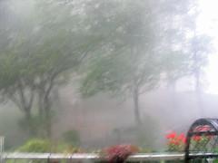 Unwetter 27. 07. 2005