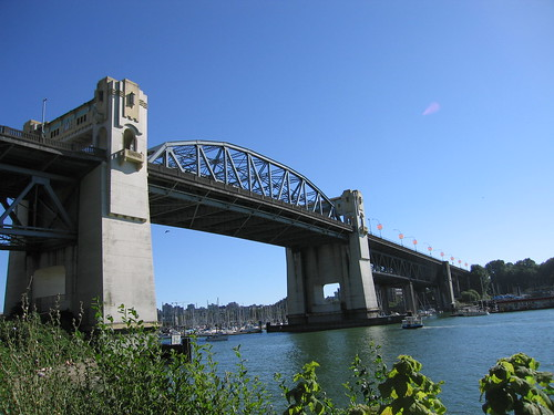 Burrard Bridge | by The Eggplant