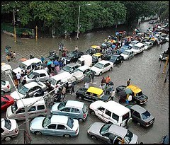 Floods in Mumbai, July 27, 2005