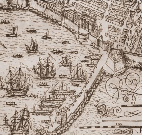 Plano de Garau, 1644