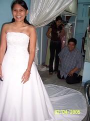 bride - train