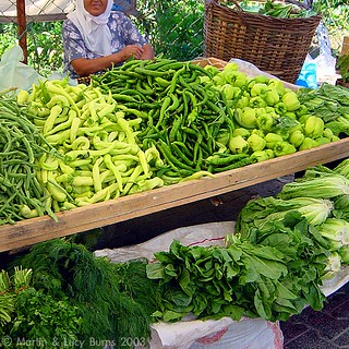 Green Vegetables | by Martin Burns