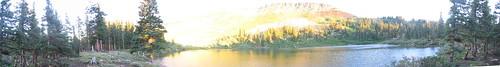 panorama lake geotagged flickr pecoswilderness