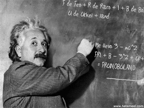 La teoría más inconexa y desconocida de Albert Einstein