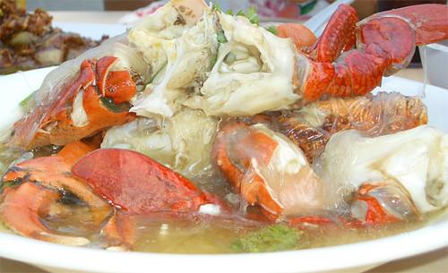 Vermicelli-Crab