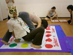 tiger vs. yoga instructor#05