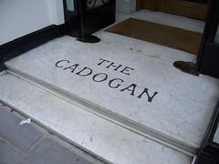 The Cadogan Steps