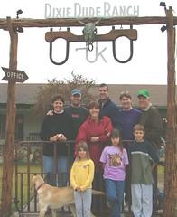 Christmas 2004 at Bandera Dixie Dude Ranch