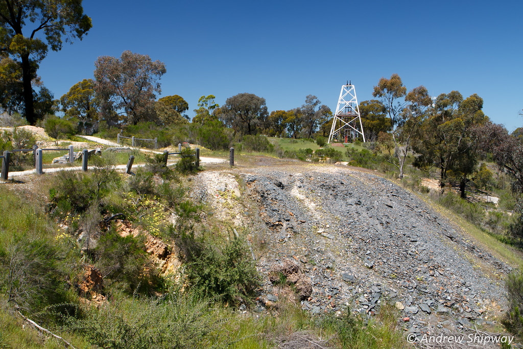 Victoria Hill Gold Mine, Bendigo, Victoria  | At its height,… | Flickr