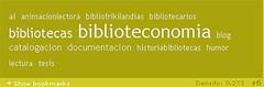 Cluster Biblioteconom�a