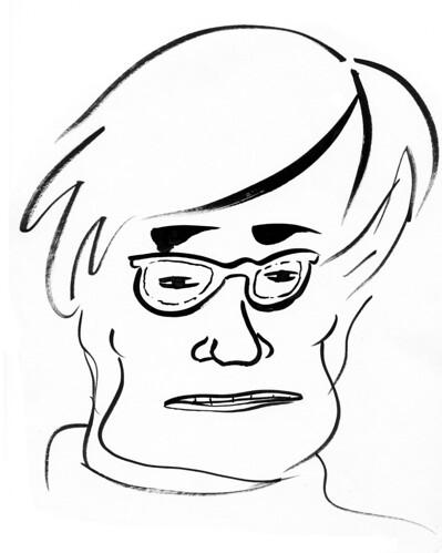 Andy Warhol (1), 1988