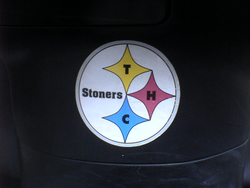 Not the Steelers Logo | by denovich