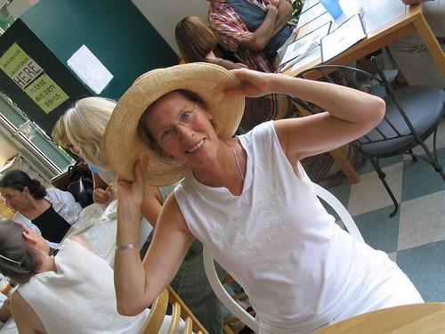 Kathy hat