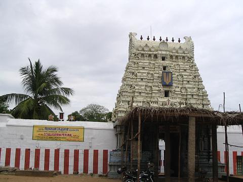 Sthala Sayana Perumal temple - Mahabalipuram