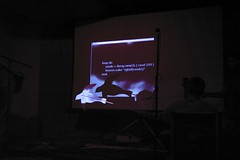 Shadow Puppets.  With Ruby Code.