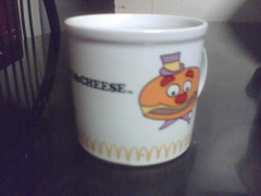 mayor maccheese mug