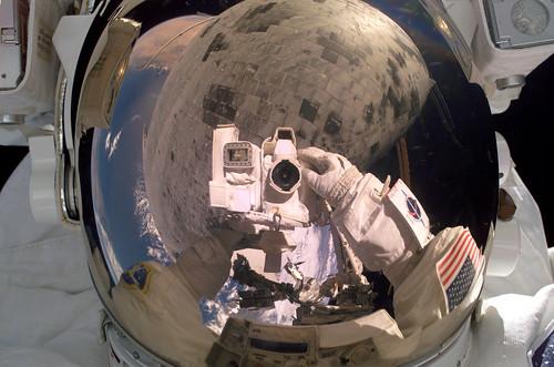 Autorretrato espacial [ JAB ]