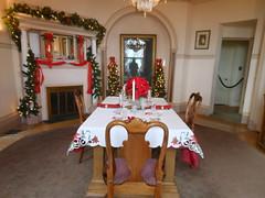 Dining Room, Kip's Castle, Essex County, NJ