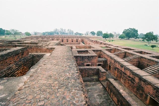 Nalanda Buddhist University Ruins