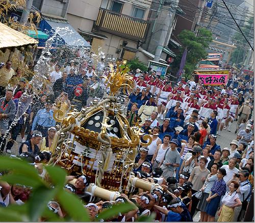 Tsukuda-sumiyoshiRTS07 佃・住吉神社 本祭 photo by *istD