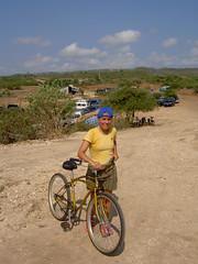 En bici por Bali