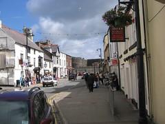 Stryd y Castell, Biwmares