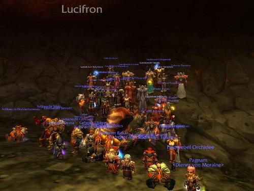 Luzifron down!