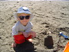 Eric's sand castle