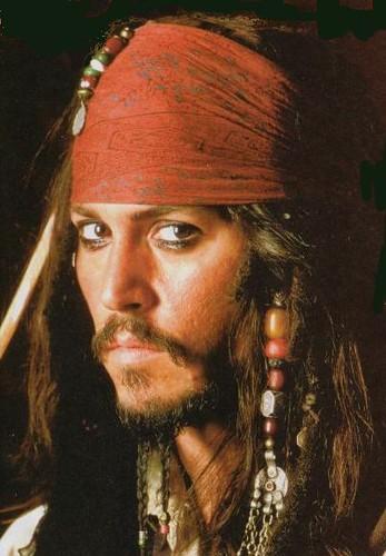 Johnny Depp - Pirate