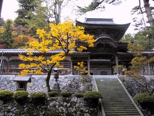 japan architecture landscape temple buddhist monastery zen eiheiji