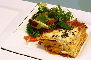 Vegetarian Lasagne | by Lachlan