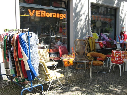 VEB orange: Shop of GDR products | by Nettel 99