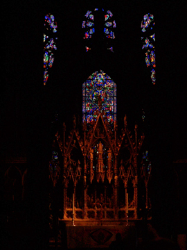 Ely altar UP