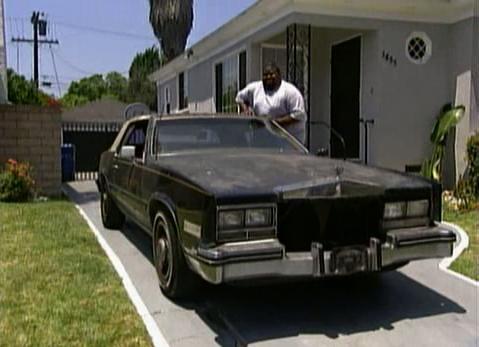 Big Ron showing his shitty Cadillac El Dorado