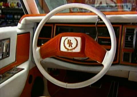 big ron's interior