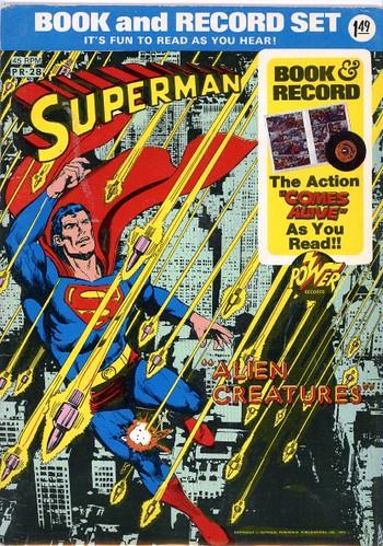 supermanbookandrecordset