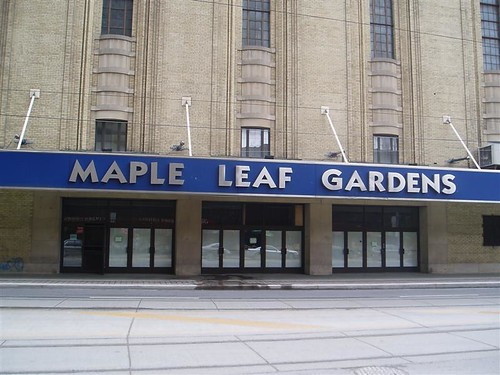 Maple Leaf Gardens | by Mike Boon