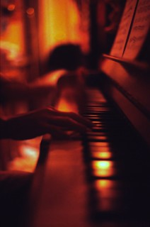 Piano By Candle Light | by JohnnyLightning