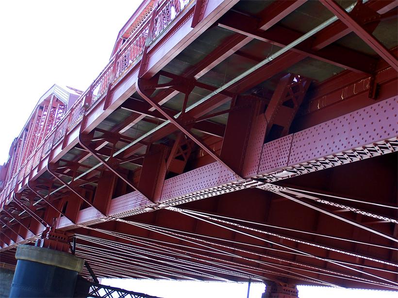 Belly-Of-The-Bridge