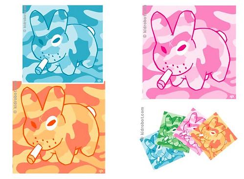 frankkozik_rabbit_prints