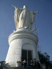 Santiago Lookout - 05 - Virgen San Cristobal
