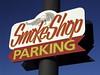 Smoke Shop Parking