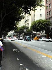 Diverting the Contraflow Lane
