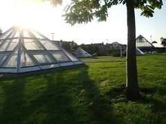 station rijswijk pyramid